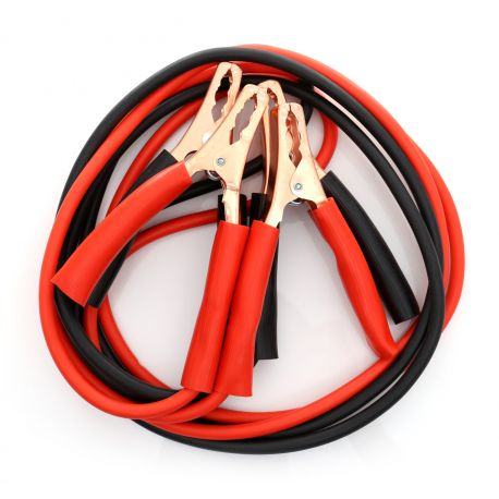 Kable rozruchowe 400A 2,5m KD1282