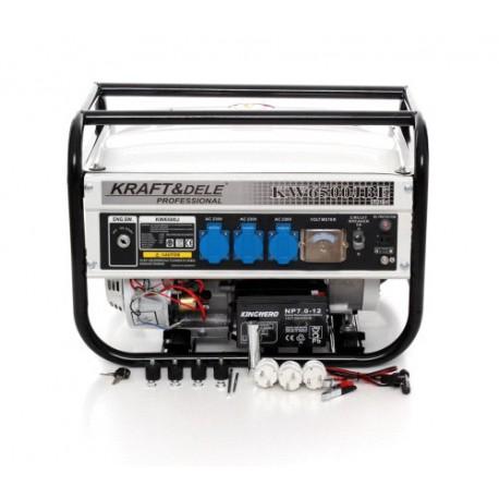 Agregat 2500W 12/230V KD114