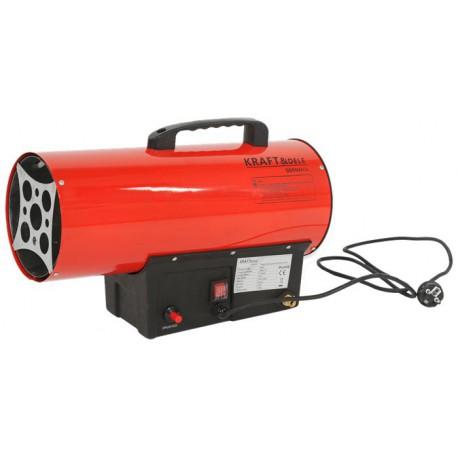 Nagrzewnica gazowa 30KW KD704