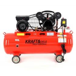 Kompresor Olejowy 100L 230V KD402