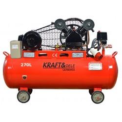Kompresor Olejowy 270L 400V KD409