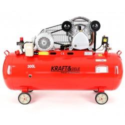Kompresor Olejowy 300L 400V KD1410 Separator