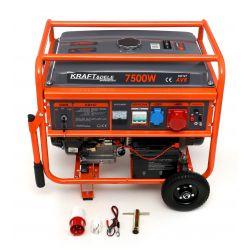 Agregat prądotwórczy 7500W 230/400V KD147