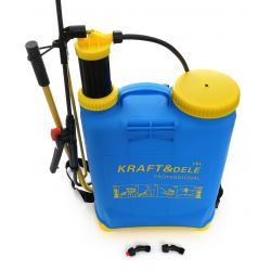 Opryskiwacz ciśnieniowy 16L KD2015