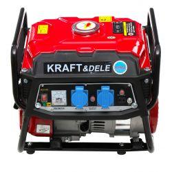 Agregat prądotwórczy 1500W generator 12/230V KD146
