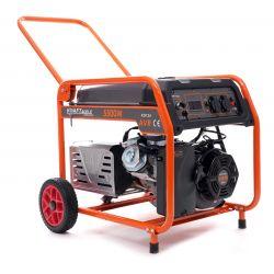 Agregat jednofazowy generator 5500W 12/230V KD124