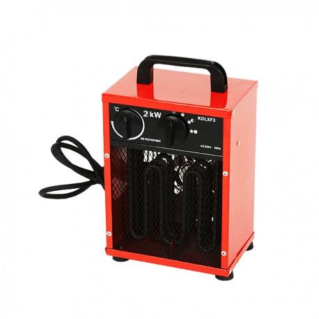 Nagrzewnica elektryczna 2KW 230V KD720