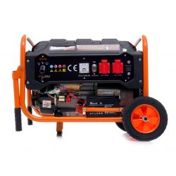 Agregat prądotwórczy 3500W 12/230V KD162