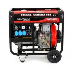 Agregat Diesel 6500W 12/230V KD122