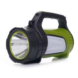 Latarka akumulatorowa z bocznymi światłami KD1243