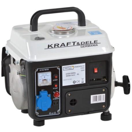 Agregat prądotwórczy jednofazowy 1200W KD109 ST1000