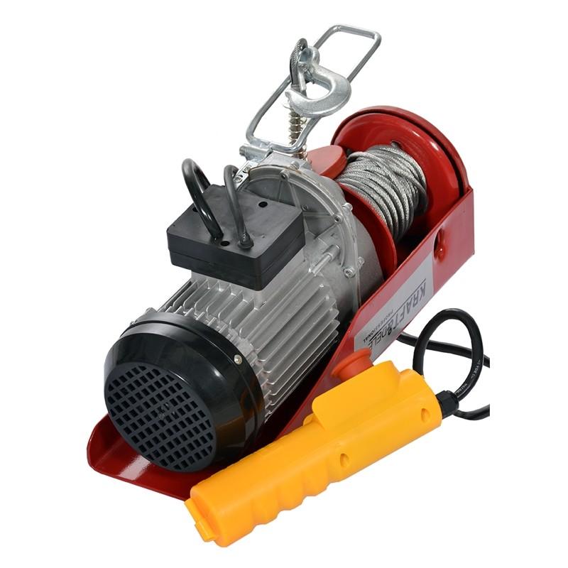 Zupełnie nowe Wciągarka elektryczna linowa 250kg KD1524 XC19
