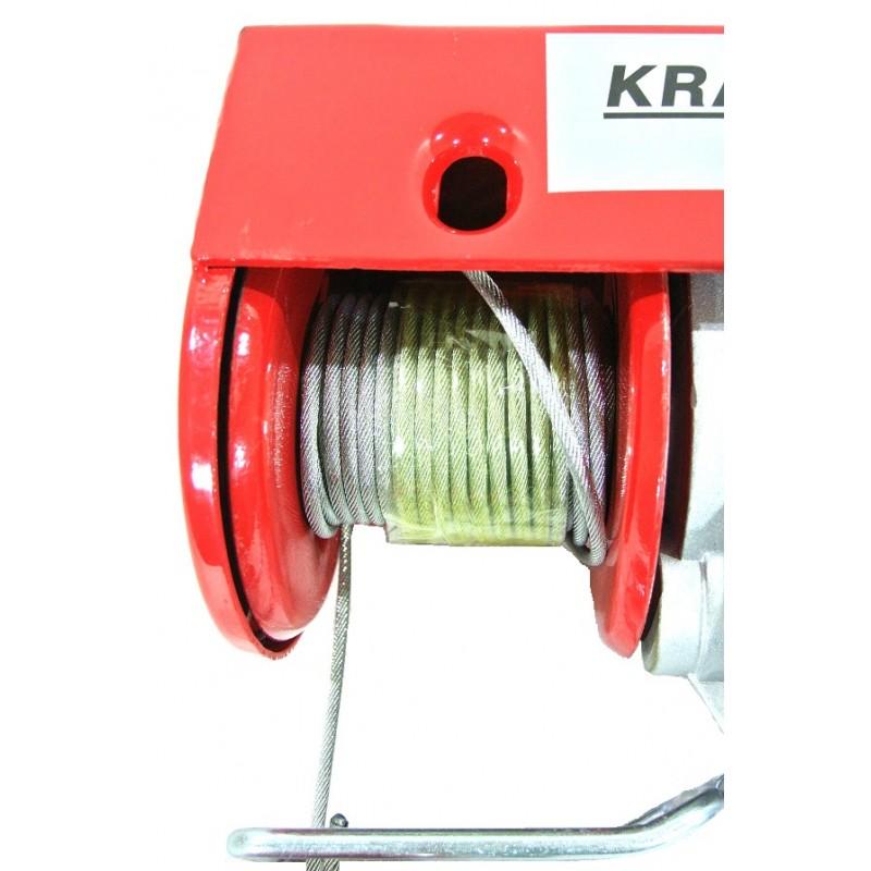 Niewiarygodnie Wciągarka elektryczna linowa 250kg KD1524 AH27
