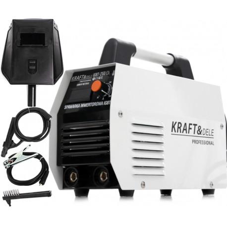 Spawarka inwertorowa MMA 250A 230V IGBT KD1841