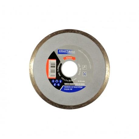 Tarcza diamentowa do cięcia 115x5x22,23 KD920