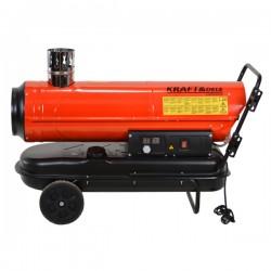 Nagrzewnica olejowa 80KW z kominem KD714