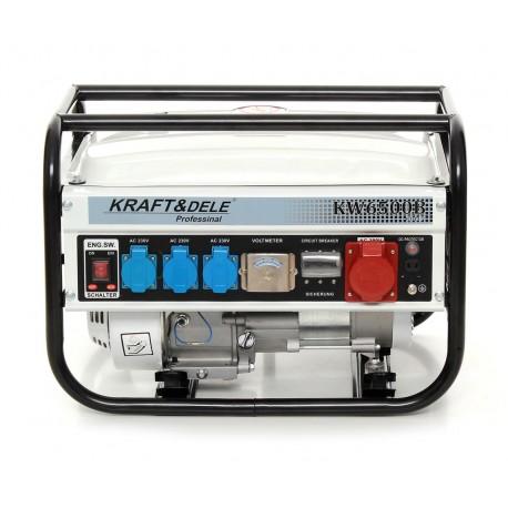 Agregat 2500W 12/230/380V KD117