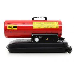 Nagrzewnica olejowa 35kW termostat KD11711