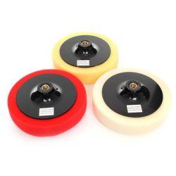 Gąbki polerskie 180 mm 3 rodzaje