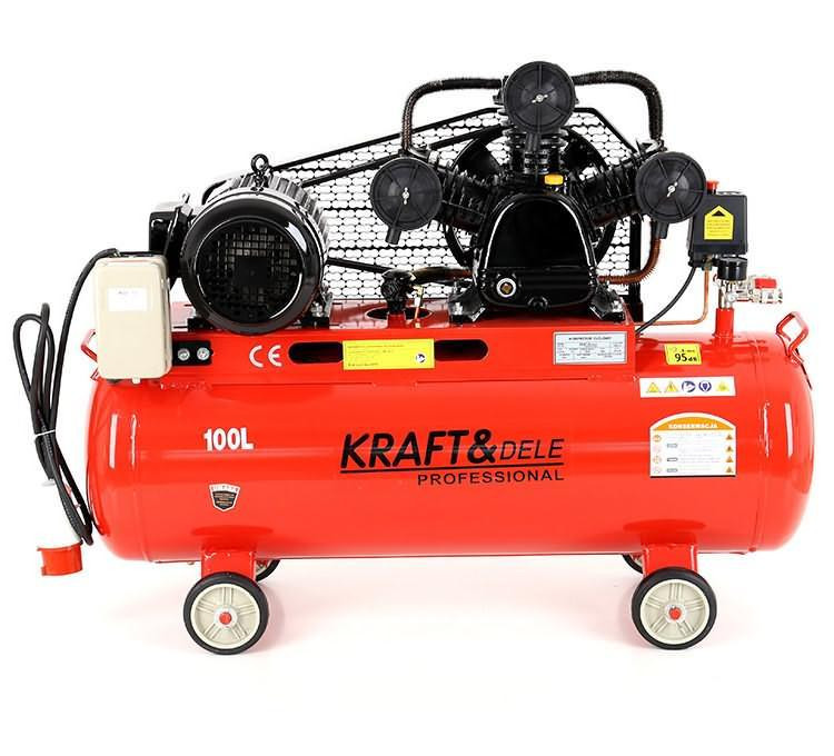 Kompresor olejowy KD1477