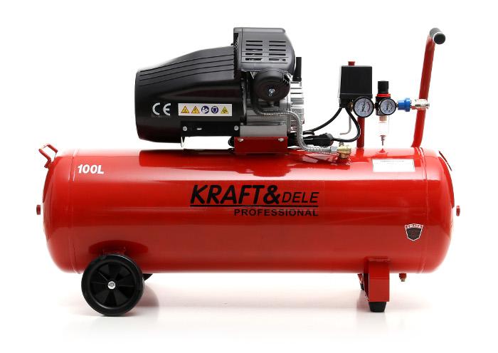 Kompresor olejowy KD1480