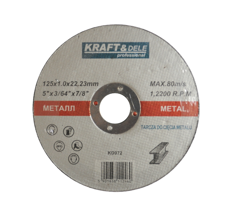 Tarcza do metalu KD972